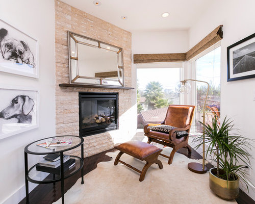 75 Trendy Transitional Living Room Design Ideas Pictures of
