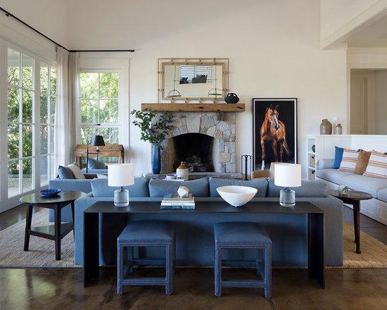 Open Concept Living Room Design Ideas Remodels Photos Houzz