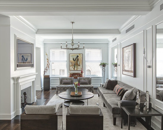 Transitional Living Room By Frusterio Design Inc Photo Trending