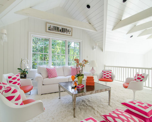 Accent Pieces For Living Room. Inspiration for a transitional living room remodel in Atlanta with white  walls Accent Pieces Houzz