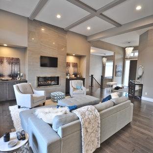 Transitional Livingroom