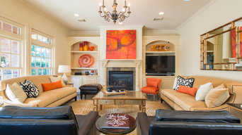 Transitional Style Home - Cypress
