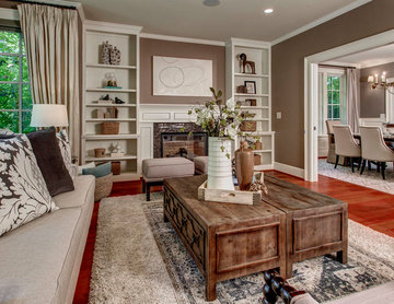 Transitional Style Madison Park Home