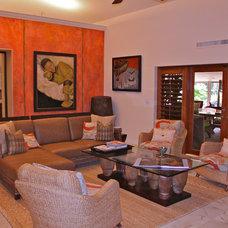 Living Room by Maria Teresa Durr