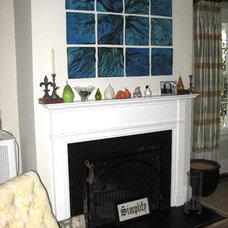 Living Room by Natalie Blake