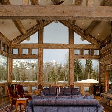 Trestlewood Interior