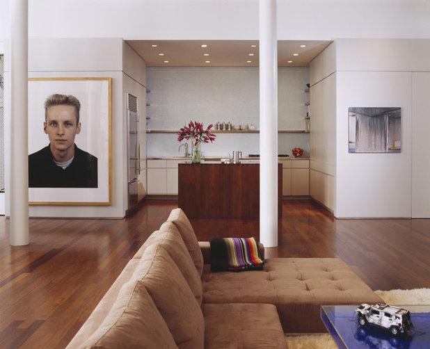Modern Wohnbereich by Specht Architects