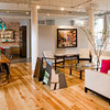 Houzz Tour: Salvage Gives a Manhattan Loft Industrial Flair