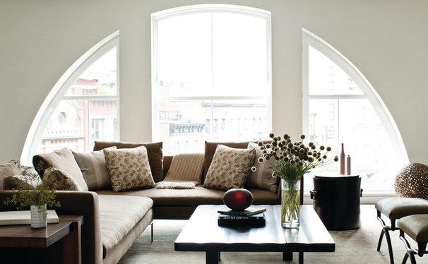 Modern Living Room by Damon Liss Design