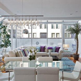 Tribeca penthouse Living Room