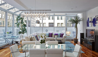 Tribeca penthouse Living Room
