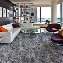 LIVING rooms ++ la SALON