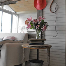 Beach Style Living Room by Rough Linen