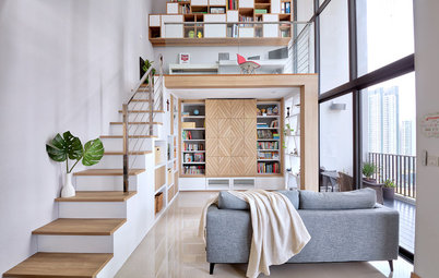 5 Loft Spaces Lifting Interiors to New Heights