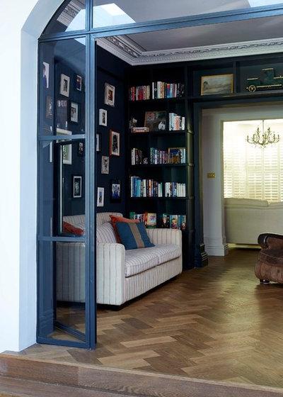 Industrial Living Room by Blakes London