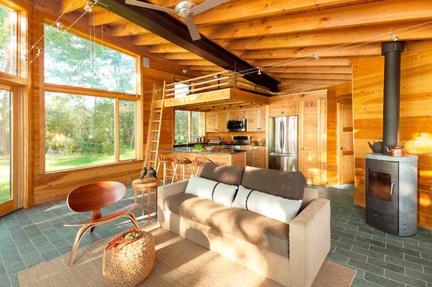 Montagne Salon by Winkelman Architecture