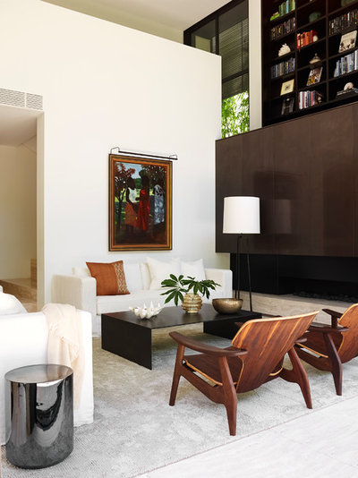 How To Bring Balance To An Asymmetrical Room