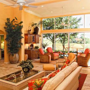 Immagine di un soggiorno tropicale