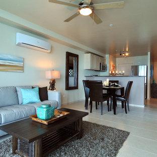 Condo Living Room Design | Houzz