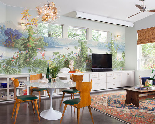 Eclectic Living Room Design Ideas, Remodels & Photos | Houzz