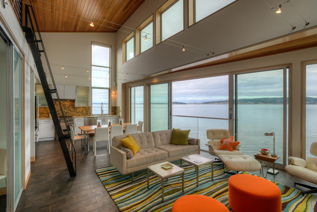 Houzz Tour Sturdy Enough For A Tsunami