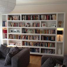 Contemporary Living Room by Holborough Interiors