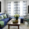 Dare to Decorate With Colorful Upholstery