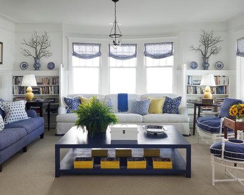 99 Black Gold Beach Style Living Room Design Photos