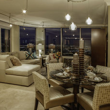 Traditional Living Room by InsideStyle Home and Design