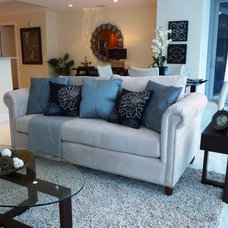 Contemporary  by Leigh Newport Staged by Design®