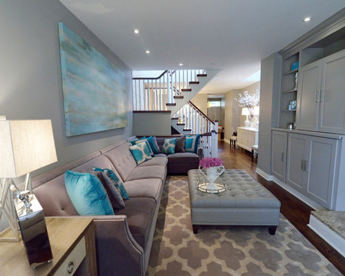 turquoise living room | houzz