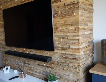 "TV Feature Wall ""Alias"""