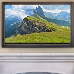 tv frame folders - Mirrorcle Frames