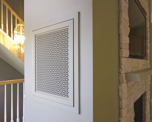 Concealed Cold Air Return Houzz