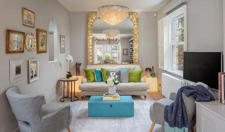 Вопрос: Как заставить комнату казаться просторнее