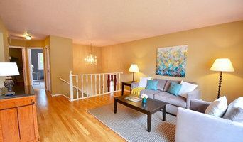 Twinhome Staging in Minneapolis, Minnesota