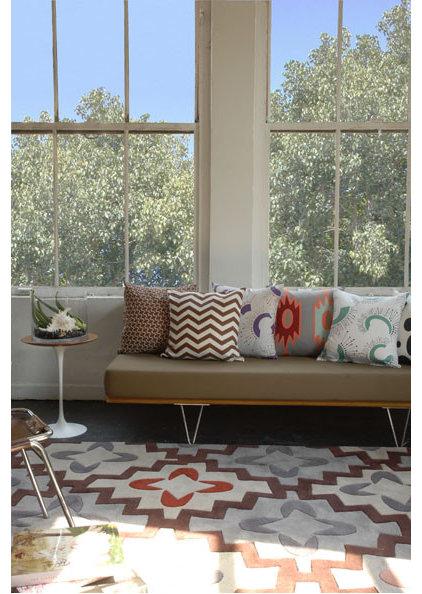 Modern Living Room Twinkle Living Poker Rug