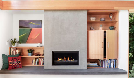 New This Week: 9 Fantastic Fireplace Design Ideas