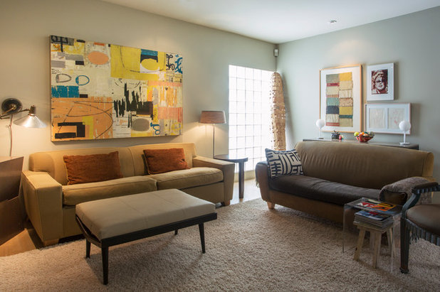 Living Room by Margot Hartford Photography