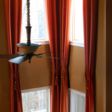 Traditional Entry by Allure Window Treatments
