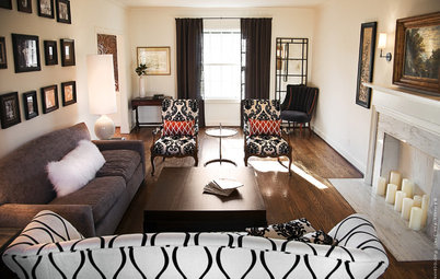 Mixing Patterns: Start With Black and White