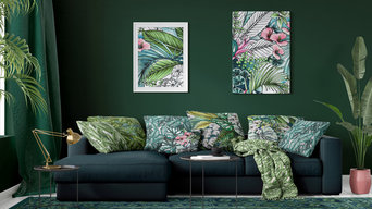 Typoflora Textiles & Wallcoverings