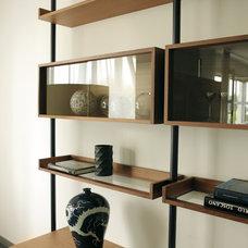 Contemporary Living Room by EMILYQUINN
