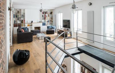 Visite Privée : Un 70 m² transformé en duplex de 130 m²