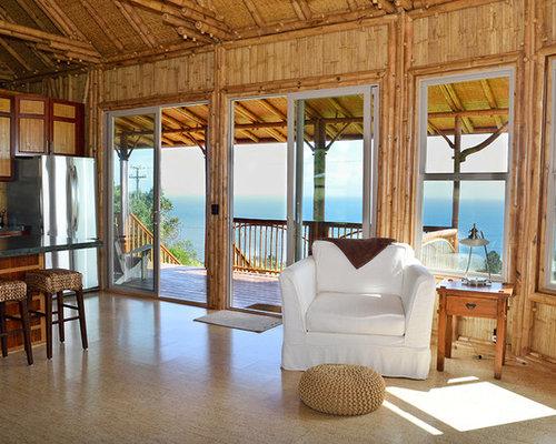 tropical living room design ideas renovations photos. Black Bedroom Furniture Sets. Home Design Ideas