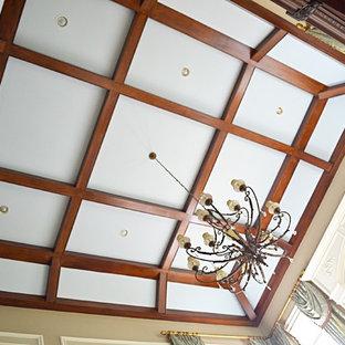 Unique Coffered Ceiling