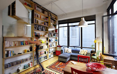 Books on the Move: 8 Creative Ways to Shelve Your Library