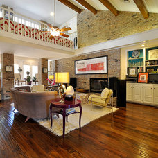 Eclectic Living Room by turnstyle / giggle-room