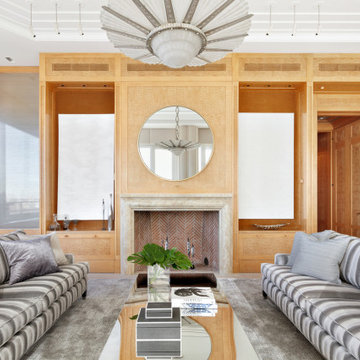 Upper East Side Duplex- Penthouse With 360 Views