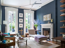 9 Beautiful Saturated Blue Paints